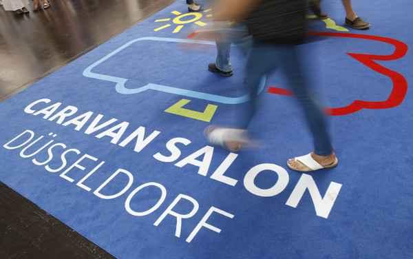 Caravan Salon Düsseldorf 29.08. - 06.06.2020
